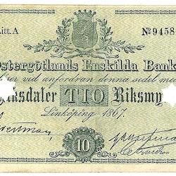 Östergötlands Enskilda Bank