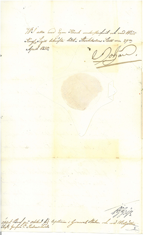 Karl XIV Johan 1830