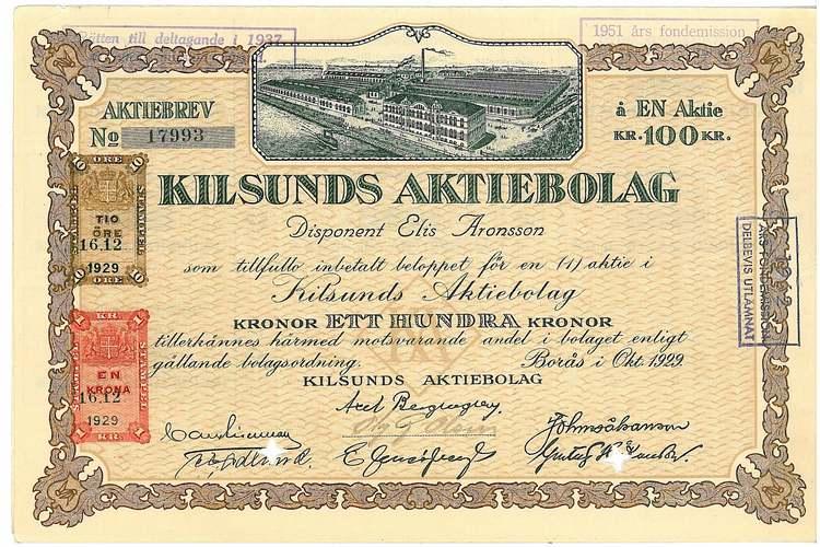 Kilsunds Aktiebolag