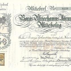 Borås-Ulricehamns Järnvägs AB, 50 kr, 1915