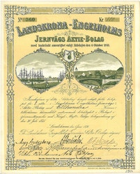 Landskrona-Engelholms Jernvägs AB
