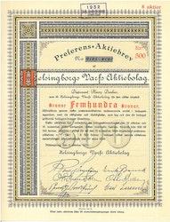 Helsingborgs Varfs AB, 500 kr, 1933