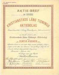 Kristianstads Läns Tidnings AB