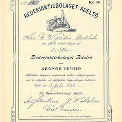 Rederi AB Adelsö