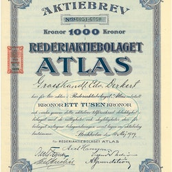Rederi AB Atlas