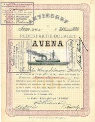 Rederi AB Avena