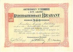 Rederi AB Brabant,