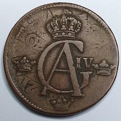 Gustav IV Adolf 1/2 Skilling 1803