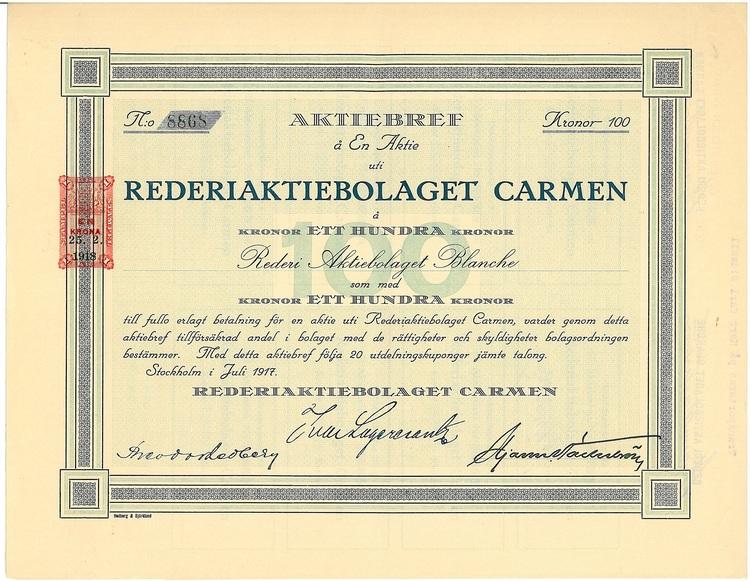 Rederi AB Carmen