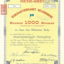 Rederi AB Helsingborg