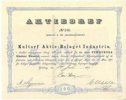 Kultorf AB Industria