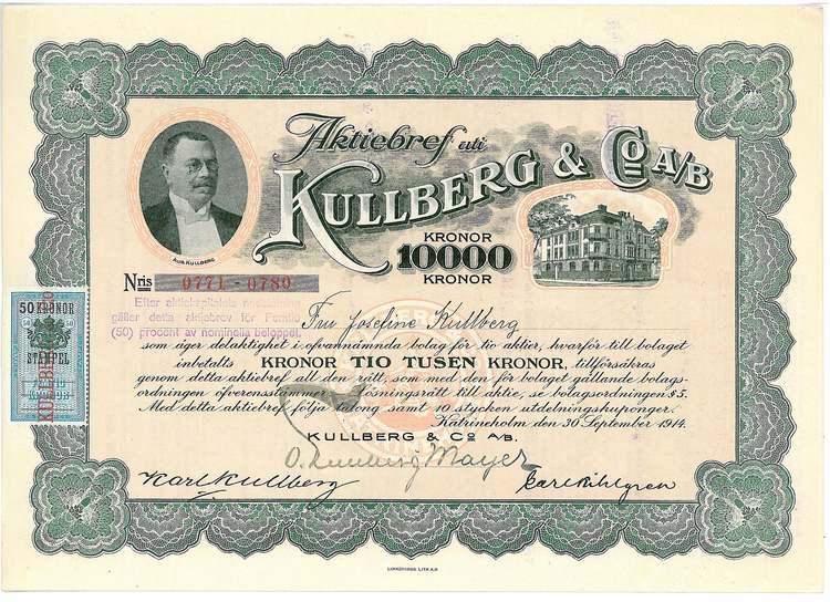 Kullberg & Co AB