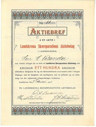 Landskrona Skoreparations AB