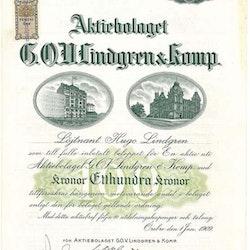 Lindgrens & Komp, AB G.O.D.