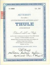 Livförsäkrings AB Thule