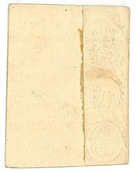 10 Daler SM, 1717