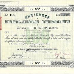 Ångfartygs AB Drottningholm-Fittja