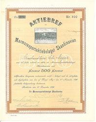 Marmorexport AB Skandinavien