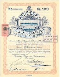 Sölvesborgs Varvs och Rederi AB