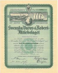 Svenska Varvs-& Rederi AB