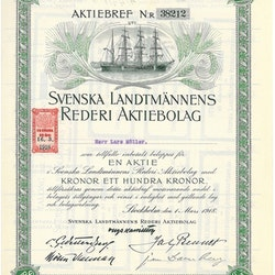 Svenska Lantmännens Rederi AB