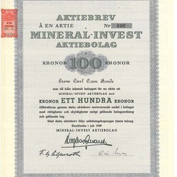 Mineral-Invest AB