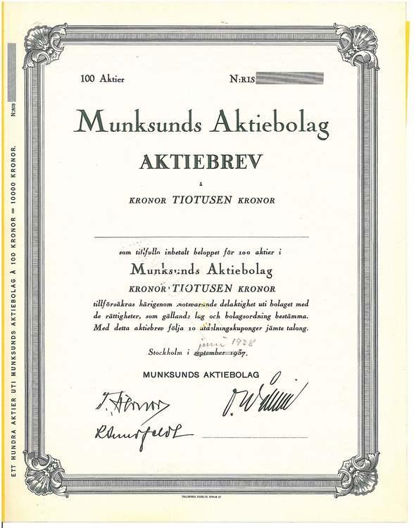 Munksunds AB