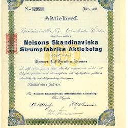 Nelsons Skandinaviska Strumpfabriks AB
