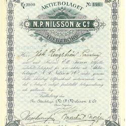 Nilsson & Co., AB N.P.