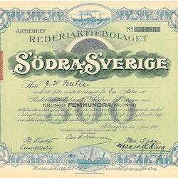 Rederi AB Södra Sverige
