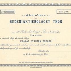 Rederi AB Thor