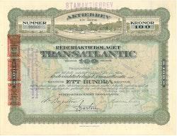 Rederi AB Transatlantic