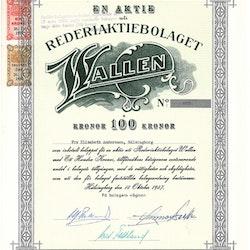 Rederi AB Wallen