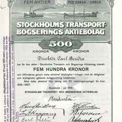 Stockholms Transport Bogserings AB