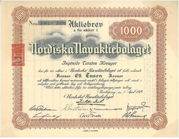 Nordiska Nav AB