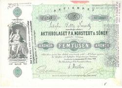 Norstedt & Söner, AB P.A. 1889