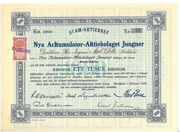 Nya Ackumulator-AB Jungner