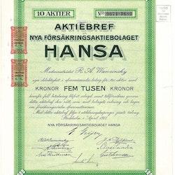 Nya Försäkrings AB Hansa