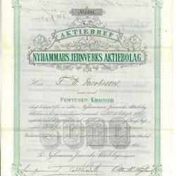 Nyhammars Jernverks AB