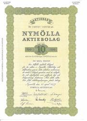 Nymölla AB, 1000 kr