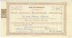 Oscar Jonssons Borstfabriks AB
