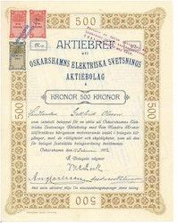 Oskarshamns Elektriska Svetsnings AB
