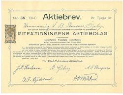 Piteå-Tidningens AB