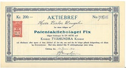 Patent AB Fix
