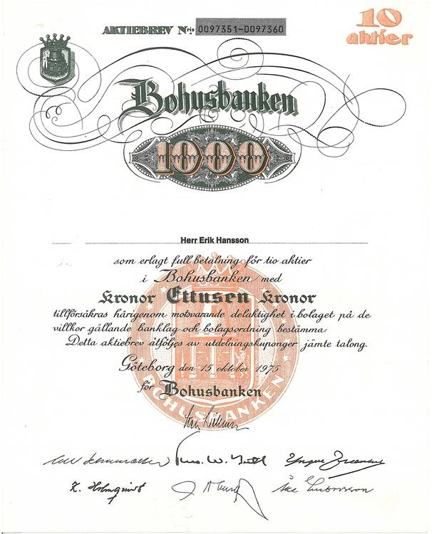 Bohusbanken