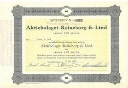 Reineborg & Lind, AB
