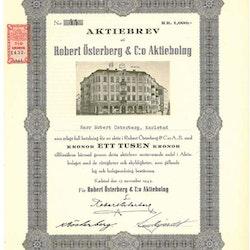 Robert Österberg & Co. AB
