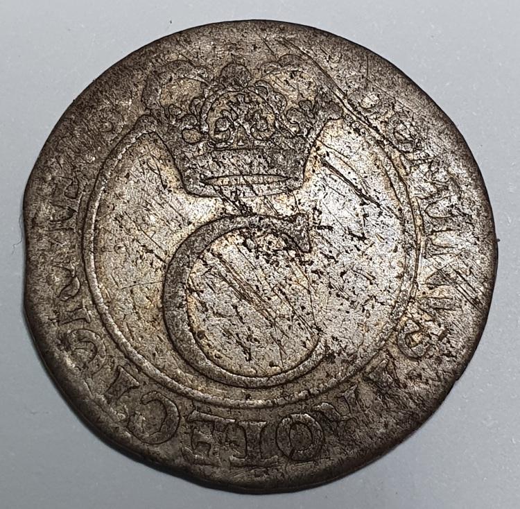 *Karl XI, 4 Öre 1672