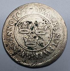 *Karl XI, 4 Öre 1668