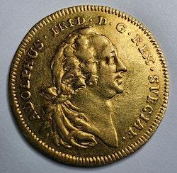 Adolf Fredrik Dukat 1763